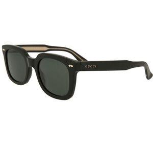 *Finalprice Gucci unisex 50mm sunglasses